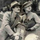 Gregg Toland and Helene Barclay