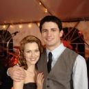 James Lafferty and Hilarie Burton