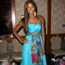 Claudia Jordan - 16 Annual Little Miss African American Scholarship Pageant At The Universal Sheraton Hotel On August 16, 2009 In Universal City, California - 454 x 709