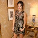 Shay Mitchell Vogue Tory Burch Celebrate The Tory Burch Watch Collection