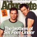 Michael C. Hall - The Advocate Magazine [United States] (19 March 2002)