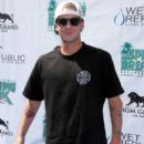 Ryan Sheckler hosts a spring break poolside bash at Wet Republic at the MGM Resort & Casino in Las Vegas