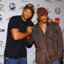 Will Smith and Duane Martin