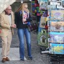 Jerry Hall and Rupert Murdoch - 454 x 421