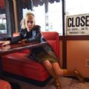 """Nicole Nodland Shooting for """"Glass"""""""