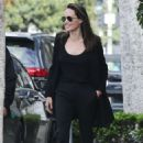 Angelina Jolie – Out and about in Beverly Hills