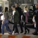 Selena Gomez – Leaves Taylor Swift concert in Pasadena