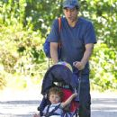 Bardem and Leo in L.A