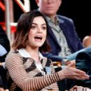 Lucy Hale – Winter TCA Press Tour in Pasadela - 454 x 472
