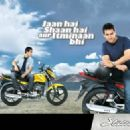 Aamir Khan's Mahindra Stallio AD Pictures