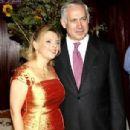 Benjamin & Sara Netanyahu - 305 x 324