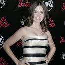 Alison Brie - Barbie's 50 Birthday Party On March 9, 2009 In Malibu