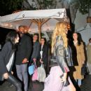 Stella Maxwell – Night out in Los Angeles