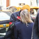 Chloe Moretz and Brooklyn Beckham out in NYC - 454 x 546