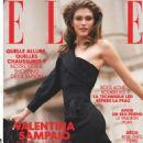 Valentina Sampaio – Elle France Magazine (October 2019)