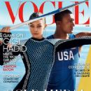 Vogue US August 2016 - 454 x 556