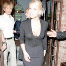Jessica Simpson - Leaving Hyde Club, LA