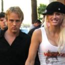 Anna Smith and Larry Birkhead