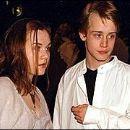 Macaulay Culkin and Rachel Miner