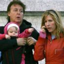 Paul & Heather with daughter Beatrice