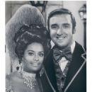 Barbara McNair & Jim Neighbors on his show - 454 x 581