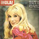 Susan Hampshire - Hola! Magazine Cover [Spain] (29 April 1972)