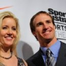 Drew Brees and Brittany Dudchenko - 454 x 302