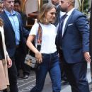 Natalie Portman – seen out and about in Manhattan