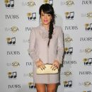 Lily Allen wears Chanel Couture - Ivor Novello Awards