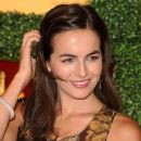 Camilla Belle arrives at the Veuve Clicquot Polo Classic Los Angeles at Will Rogers State Historic Park on October 9, 2011 in Los Angeles