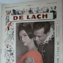 Blood and Roses - De Lach Magazine Cover [Netherlands] (3 March 1961)