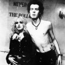 Nancy Spungen and Sid Vicious - 454 x 575