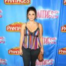 Jillian Rose Reed – The National Tour of 'Waitress' in Hollywood - 454 x 605