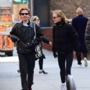 Lily-Rose Depp – Seen out in Teaneck