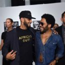 Lenny Kravitz-December 1, 2015-Opening of Lenny Kravitz FLASH Photography Exhibition - 444 x 600