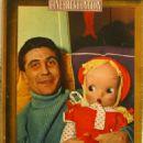 Gilbert Bécaud - Cine Revelation Magazine Pictorial [France] (9 February 1956) - 454 x 582