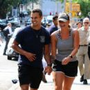 Miranda Lambert in Shorts – Out for a stroll in NYC - 454 x 709