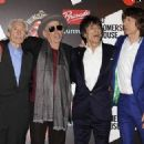 The Rolling Stones celebrate their 50th anniversary with an exhibition at Somerset House on July 12, 2012 in London, England - 454 x 324