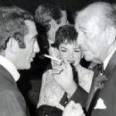 Lionel Bart, Noel Coward, Judy Garland,
