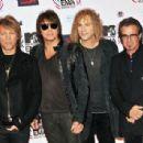 Jon Bon Jovi, Richie Sambora, David Bryan and Tico Torres