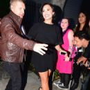 Demi Lovato 1st Annual Lovato Scholarship Benefit In La