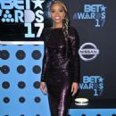 Tamika D. Mallory – 2017 BET Awards in Los Angeles - 454 x 683