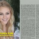 AnnaSophia Robb - Magazine Pictorial [United States] (3 May 2011)