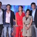Kareena Kapoor, Arjun Rampal, Madhur Bhandarkar at Heroine Film First look - 454 x 302
