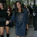 Gabrielle Union - Mercedes-Benz Fashion Week At Bryant Park On September 13, 2009 In New York City