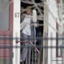 Jennifer Lawrence Filming Joy In Lynn