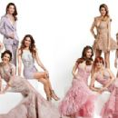 Demet Sener, Ozge Ulusoy, Tugçe Kazaz, Yuksel Ak, Demet Yoruc, Nefise Karatay, Tulin Sahin, Pinar Tezcan - Elle Magazine Pictorial [Turkey] (May 2014)