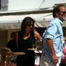 Aure Atika and Vincent Lindon in l'île de Ré - July 2010 - 280 x 280