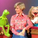 Florence Henderson With Kermit & Miss Piggy