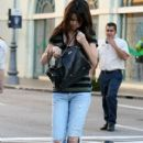 Selena Gomez Out Shopping At The Grove 2